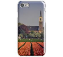 Holland in Spring iPhone Case/Skin