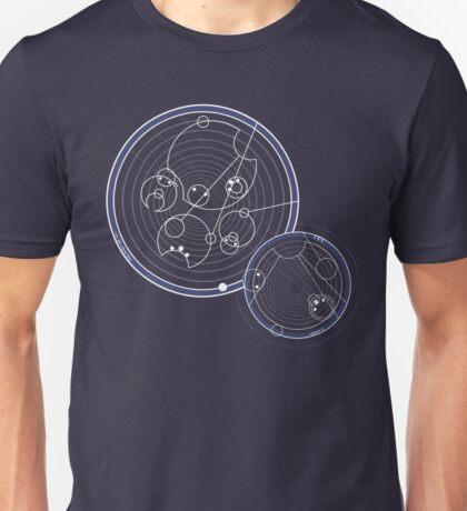 Doctor Who Gallifreyan - Run, you clever boy, Allons-y! Unisex T-Shirt