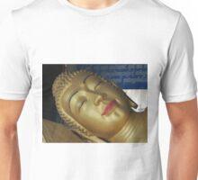 Facing Buddha Unisex T-Shirt