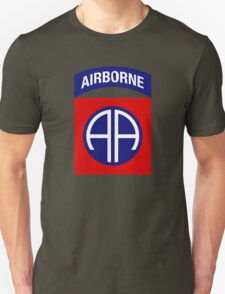 82nd Airborne Division (US Army) T-Shirt