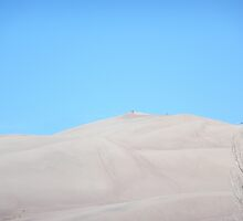 Top of the Dune by Paul  Richardson