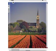 Holland in Spring iPad Case/Skin
