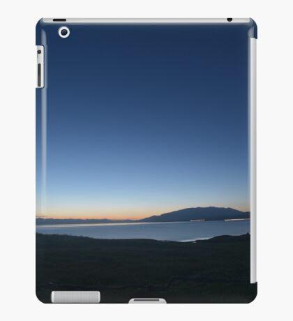 Tranquil Beginnings - Sunrise over Sayram Lake iPad Case/Skin