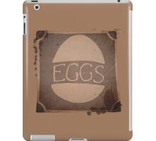 """Eggs Box """"Dare to be Square"""" iPad Case/Skin"""
