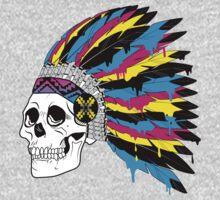 CMYK Skull T-Shirt