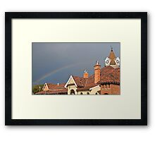 Old Post Office, Albany Framed Print