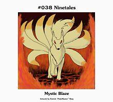 Ninetales - Mystic Blaze Unisex T-Shirt