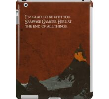 The Return of the King inspired design (3). iPad Case/Skin