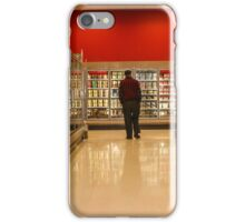 62 freezer section iPhone Case/Skin
