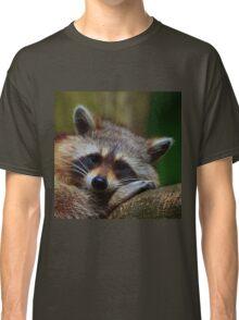 Raccoon Face Classic T-Shirt