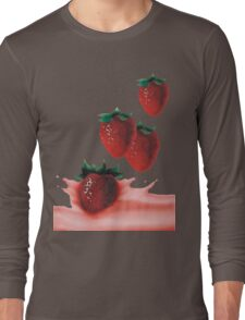fragole Long Sleeve T-Shirt