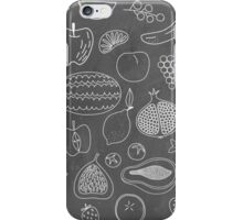 Fruity Drawings iPhone Case/Skin