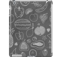 Fruity Drawings iPad Case/Skin