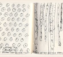 Time is a measurement - sketch book by yoyowest