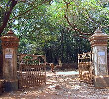 Ruins in Matheran by magiceye