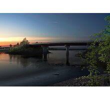 Windsor - Falmouth Bridge Photographic Print