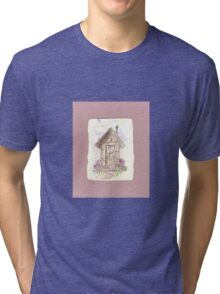 """Outhouse- """"In Use"""" Tri-blend T-Shirt"""