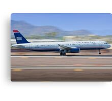 It's Cheaper to Fly… a little faster too! Canvas Print