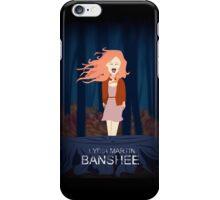 Teen Wolf: Banshee iPhone Case/Skin