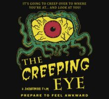 The Creeping Eye Baby Tee