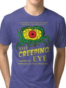 The Creeping Eye Tri-blend T-Shirt