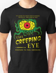 The Creeping Eye Unisex T-Shirt