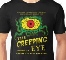 The Creeping Eye Unisex T-Shirt