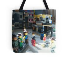 Lego Town Tote Bag