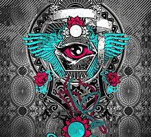 eye by FAZLI CAKIR