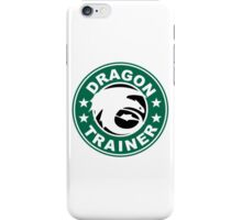 Dragon trainer iPhone Case/Skin