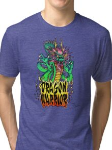 Dragon Warrior Tri-blend T-Shirt
