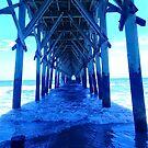 Topsail Pier by Jennifer Ingram