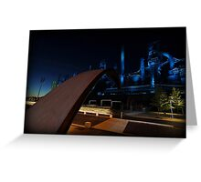 Archway To The Past Greeting Card
