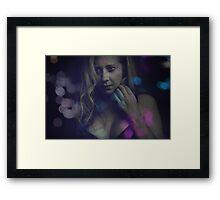 Imagining You Care Framed Print