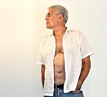 SELF AT SEVENTY-ONE by Thomas Barker-Detwiler