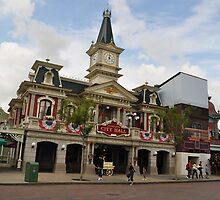 Disney Land by Jagadeesh Sampath