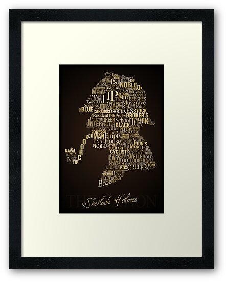 Sherlock Holmes The Canon by renduh