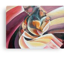 Passion Of Love Canvas Print