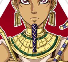 Pharaoh Atem Yu-Gi-Oh!  Sticker