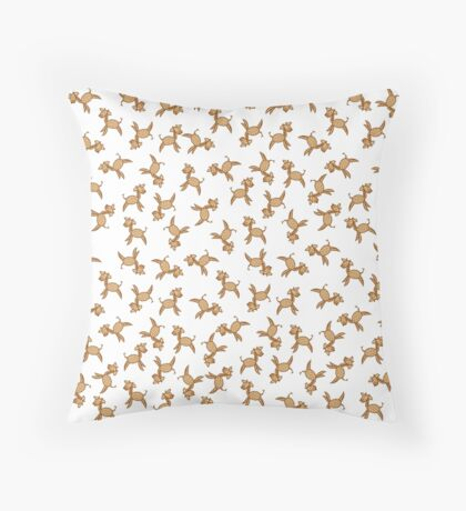 Giraffes! Throw Pillow