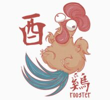 The Year of the Rooster One Piece - Long Sleeve