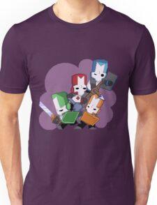 Castle Crashers Pixelart Unisex T-Shirt