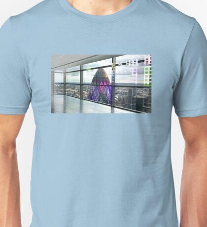 London Gherkin Tower Unisex T-Shirt
