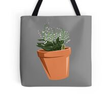 Breaking Bad - Lilly of the Valley Tote Bag