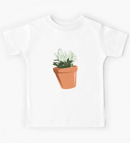 Breaking Bad - Lilly of the Valley Kids Tee