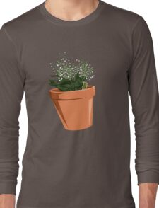 Breaking Bad - Lilly of the Valley Long Sleeve T-Shirt