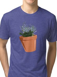 Breaking Bad - Lilly of the Valley Tri-blend T-Shirt