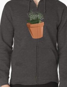 Breaking Bad - Lilly of the Valley Zipped Hoodie