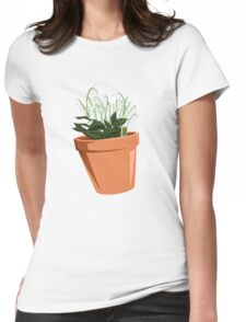 Breaking Bad - Lilly of the Valley Womens Fitted T-Shirt
