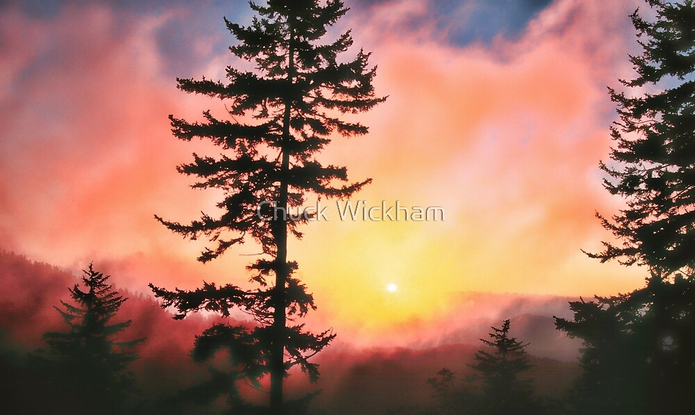 SKY FIRE by Chuck Wickham